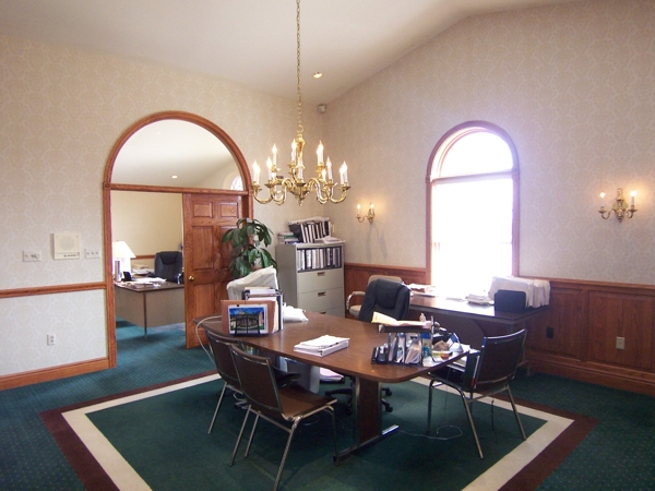 Executive Conference Room, Office Space in Greensburg PA