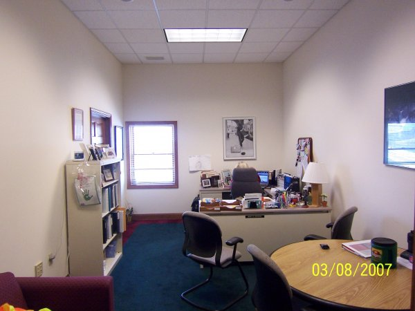 Private office space, Greensburg